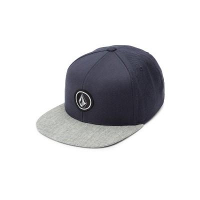 VOLCOM by H.L.N.A / Quarter Snapback Hat Youth KIDS 帽子 > キャップ