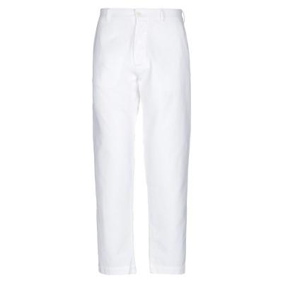 ORIGINAL VINTAGE STYLE パンツ ホワイト 48 コットン 100% パンツ