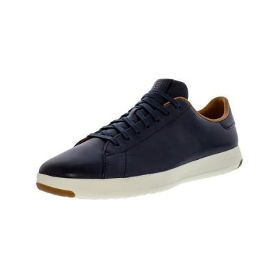 靴 コールハーン Cole Haan Men's Grandpro Tennis Suede Shoe