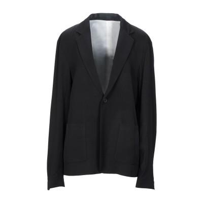 インペリアル IMPERIAL テーラードジャケット ブラック S レーヨン 100% テーラードジャケット
