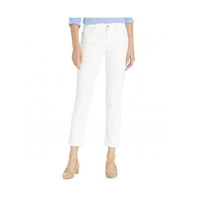 Levi's(R) Womens リーバイス レディース 女性用 ファッション ジーンズ デニム Mid Rise Skinny Jean - Pure White