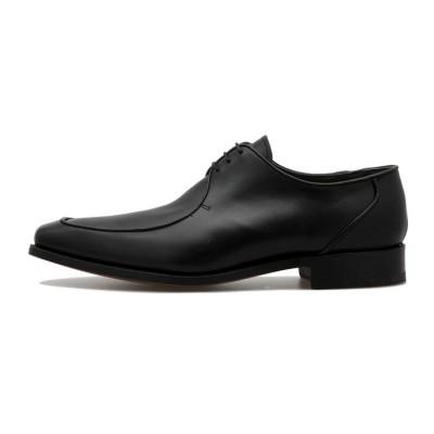 【BARKER】 バーカー U-TIP ドレスシューズ U-TIP 376517(UK) BLACK UK9(28cm) ブラック