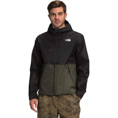 ザ ノースフェイス The North Face メンズ レインコート レインジャケット アウター Millerton Jacket New Taupe Green/TNF Black