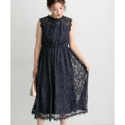 ドレス ブライトレースドレス
