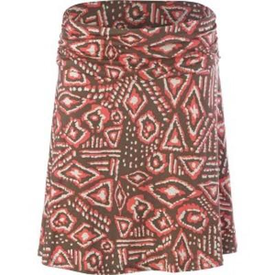 ドード アンドコー レディース ワンピース トップス Chaka Skirt - Women's Sand Beach Stripe