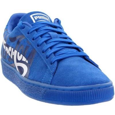 プーマ スエード クラシック ペプシ ブルー Puma Suede Classic X Pepsi Puma Clean Blue / Puma Silver 366332-01 送料無料 メンズ