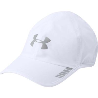 アンダーアーマー Under Armour メンズ 帽子 Launch ArmourVent Running Hat White