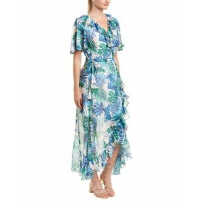 ファッション ドレス Free The Roses Brooke Wrap Dress