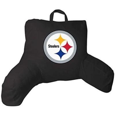 "Northwestピッツバーグスティーラーズ公式NFL、20.5 "" X 21 "" Bed Rest Pillow 並行輸入品"