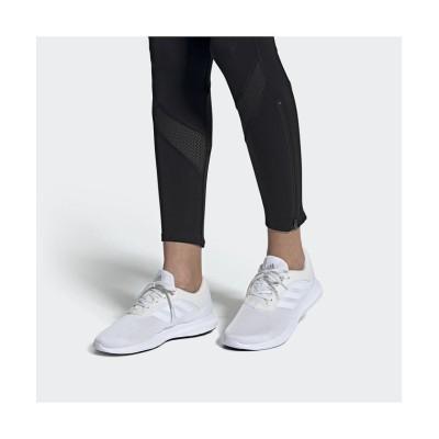 【アディダス】 コアレーサー / Coreracer レディース ホワイト 22.5cm adidas