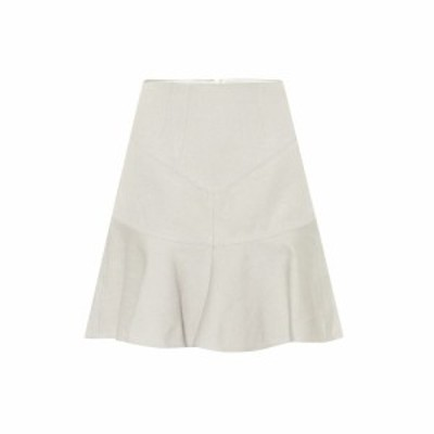 イザベル マラン Isabel Marant レディース スカート Kelly cotton and linen skirt Chalk