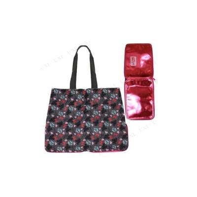 ディズニー 折りたたみトートバッグL ミニーマウス ファッションバッグ 鞄 かばん カバン キャラクター カジュアルバッグ トートバッグ ディズニー