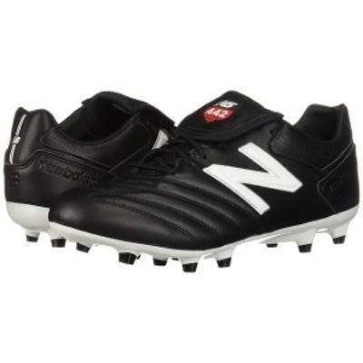 ニューバランス メンズ スニーカー シューズ MSCKFv1 Soccer Black/White