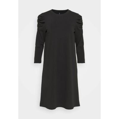 オンリー トール ワンピース レディース トップス ONLVIOLA DRESS - Day dress - black