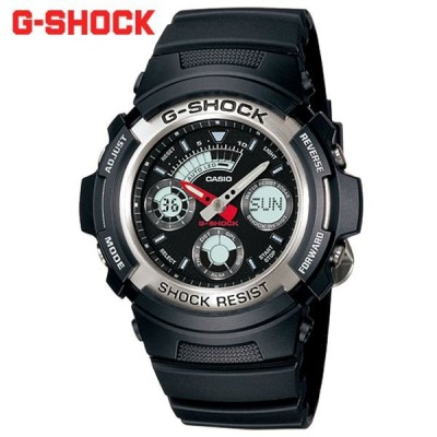 G-SHOCK Gショック ジーショック腕時計 aw-590-1ajf 国内正規品 セール SALE