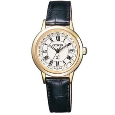 【国内正規品】CITIZEN シチズン 腕時計 EC1142-05B レディース XC クロスシー TITANIA LINE ティタニアライン 電波ソーラー