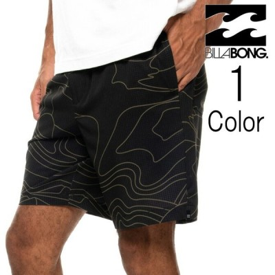 ビラボン Billabong メンズ SURFTREK RFLX ウォークパンツ ショートパンツ ba011654