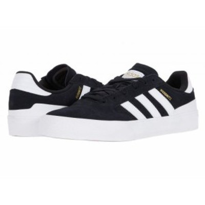 adidas Skateboarding アディダス メンズ 男性用 シューズ 靴 スニーカー 運動靴 Busenitz Vulc II Core Black/Footwear【送料無料】