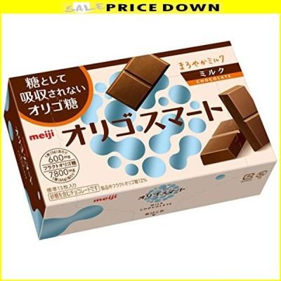 明治 オリゴスマートミルクチョコレート 65g 5箱