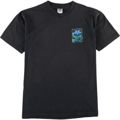 90年代 VUARNET. プリントTシャツ USA製 メンズXL /eaa056702