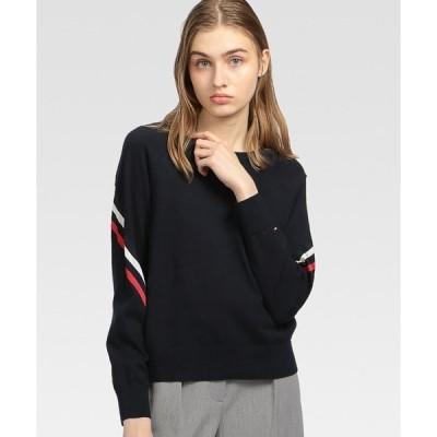 tシャツ Tシャツ ストライプラインセーター