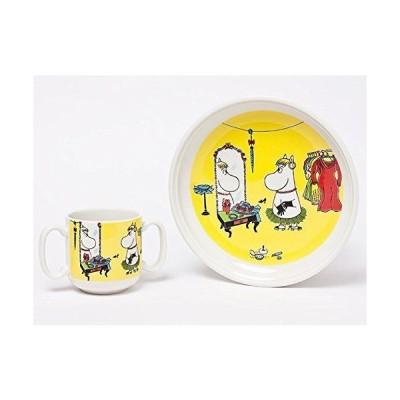イッタラ/アラビア ムーミンキッズ食器セット(マグカップ・プレート) iittala-05