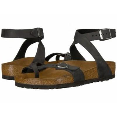 Birkenstock ビルケンシュトック レディース 女性用 シューズ 靴 サンダル Yara Black【送料無料】
