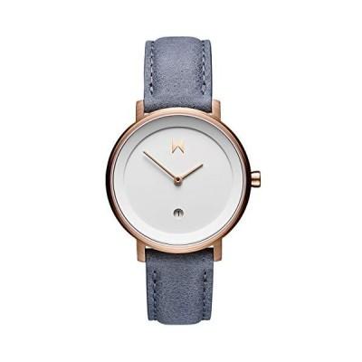 MVMT Signature II Watches | 34MM Women's Analog Watch | Earl Grey 並行輸入品