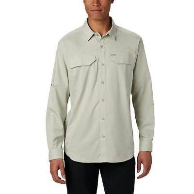 (取寄)コロンビア メンズ シルバー リッジ ライト ロング スリーブ シャツ Columbia Men's Silver Ridge Lite Long Sleeve Shirt Pixel