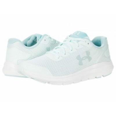 Under Armour アンダーアーマー レディース 女性用 シューズ 靴 スニーカー 運動靴 Surge 2 Seaglass Blue/White【送料無料】