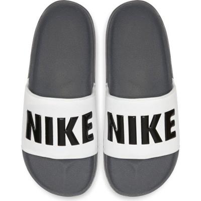 ナイキ NIKE メンズ レディース サンダル オフコート スライド ダークグレー/ブラック/ホワイト BQ4639-001