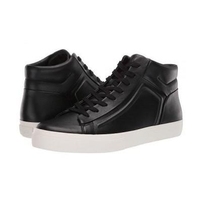 Vince ヴィンス メンズ 男性用 シューズ 靴 スニーカー 運動靴 Fynn - Black Glove Nappa Leather