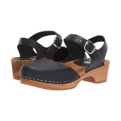 MIA エムアイエー レディース 女性用 シューズ 靴 クロッグ ミュール Sofia - Black