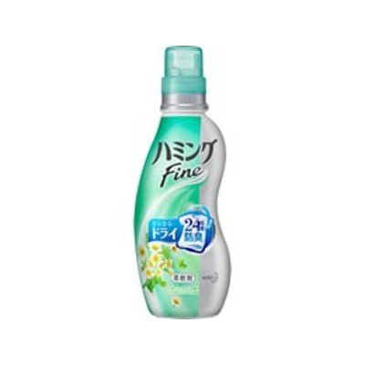 KAO/ハミングファイン リフレッシュグリーンの香り 本体 570ml