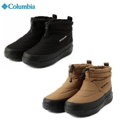 コロンビア メンズ ブーツ スピンリールミニブーツ 2 ウォータープルーフ オムニヒート YU0354 ウィンターブーツ スノーブーツ 【202010C】