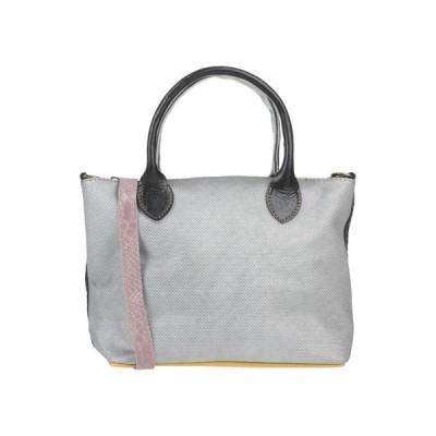 EBARRITO レディース ハンドバッグ 鞄 ブラック