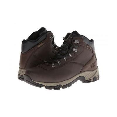 Hi-Tec ハイテック メンズ 男性用 シューズ 靴 ブーツ ハイキング トレッキング Altitude V I WP - Dark Chocolate/Light Taupe/Black