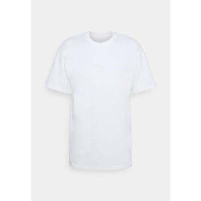 ナイキ メンズ ファッション TEE PREMIUM ESSENTIAL - Basic T-shirt - white