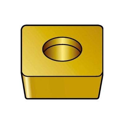 【代引不可】 サンドビック コロターン107 旋削用ポジ・チップ 235 【SCMW09T308】 (10個入り)