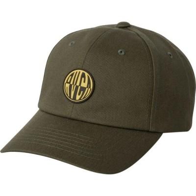 ルーカ RVCA メンズ キャップ 帽子 Compound Adjustable Hat Aloe