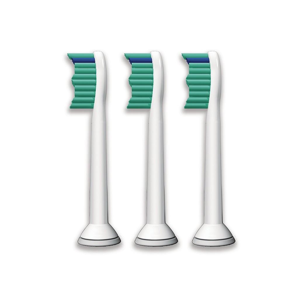 Philips 飛利浦 音波震動牙刷專用刷頭三入組 HX6013