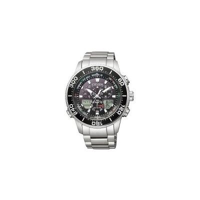 CITIZEN シチズン PROMASTER プロマスター エコドライブ ヨットタイマー JR4060-88E メンズ腕時計