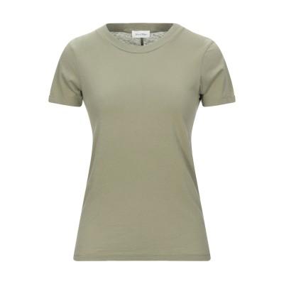 アメリカン ヴィンテージ AMERICAN VINTAGE T シャツ ミリタリーグリーン S コットン 100% T シャツ