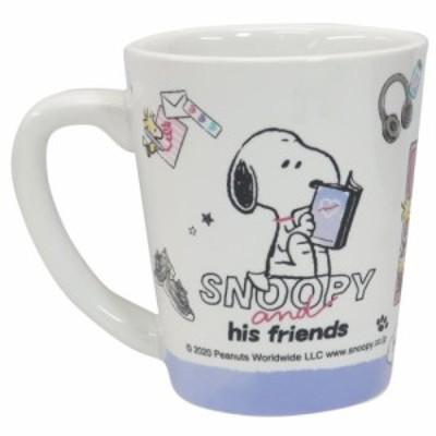 スヌーピー マグカップ 陶器製 MUG ピーナッツ キャラクター グッズ