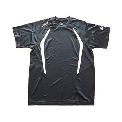 asics アシックス Tシャツ Oサイズ XA600B 93 ガンメタル