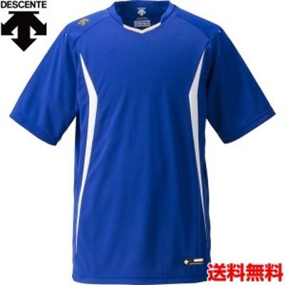 デサント(DESCENTE) 男女兼用 野球・ソフトボール用ウェア ベースボールシャツ DB-120-DROY