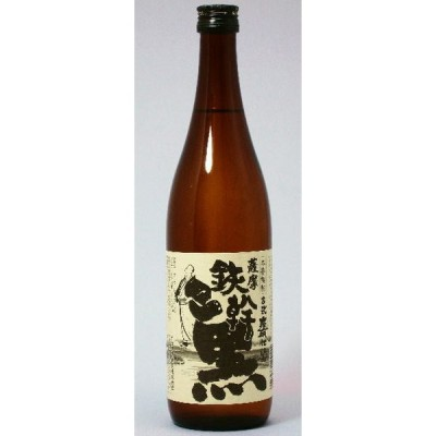 鉄幹黒(てっかんくろ)芋焼酎 25度 720ml