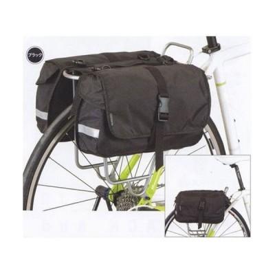 【特急】オーストリッチ P-115S パニアバッグ【自転車】【バッグ】【サイドバッグ】【オーストリッチ】