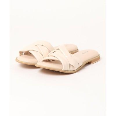 Xti Shoes / ◆ももちゃん コラボデザイン◆ 大人魅せ 編み込みミュールサンダル WOMEN シューズ > サンダル