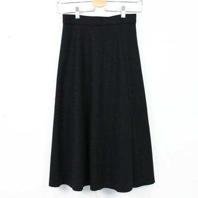 SHIPS / シップス   ウールロングスカート black   36   ブラック   レディース